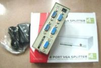 4 PORT VGA SPLITTER 150MHzmodel ini sold out